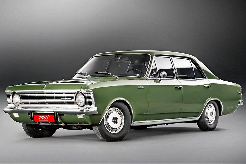 Chevrolet Opala 1968