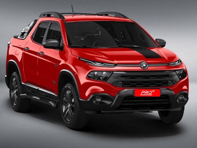 Fiat Toro 2016 Carros de maior sucesso