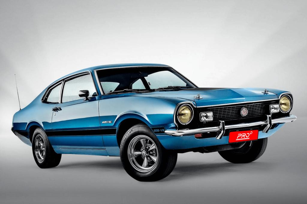 Conheça os carros de maior sucesso das últimas décadas