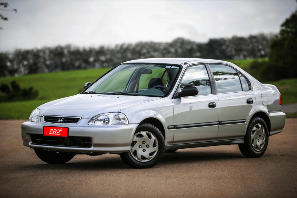 Honda Civic anos 2000