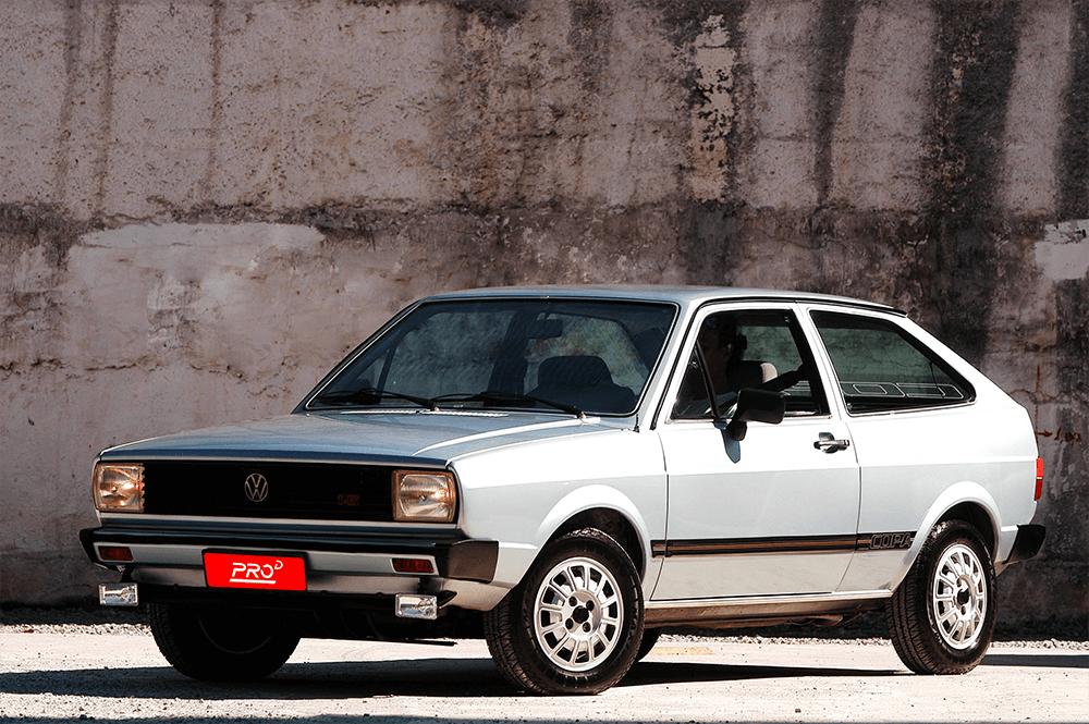 Volkswagen Gol BX 1985
